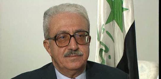 Iraq, è morto Tareq Aziz, il cristiano che fu vice di Saddam