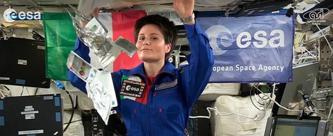 Missione compiuta: AstroSamantha è tornata sulla Terra