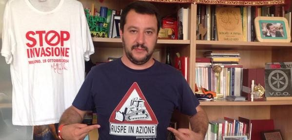 salvini leadership centrodestra