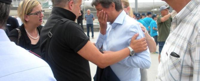 Lo schiaffo al sindaco scuote Carrara e riapre il caso degli alluvionati