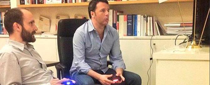 Gasparri, basta giochi: Renzi si faccia rispettare, in Campidoglio e in Europa
