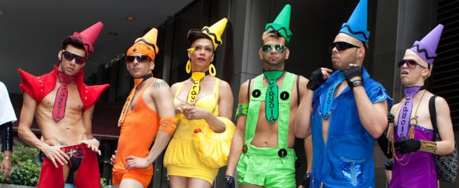 Ne hanno pensata un'altra: a Bologna la fiera dei matrimoni omosessuali