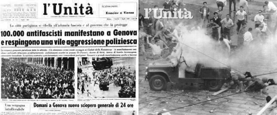 Genova 1960: l'assalto allo Stato