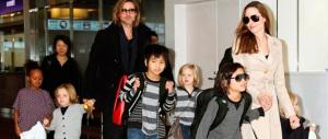 Grecia, arrivano Brad Pitt e la Jolie: vogliono comprare un'isola nello Ionio