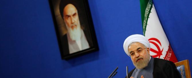 Il presidente iraniano striglia Obama: «Noi combattiamo l'Isis, lui fa annunci»