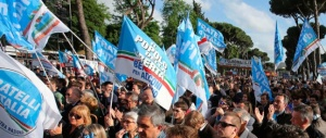 """""""Repubblica"""" ora teme il ritorno della destra: «I veri populisti stanno lì»"""