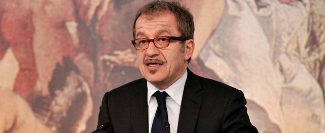 Maroni: «Boldrini a Milano? Si muovono dopo che il bubbone è scoppiato»
