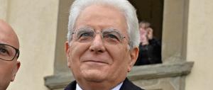 """Mattarella a Vinitaly: """"Il destino dell'Italia è superare le frontiere"""""""