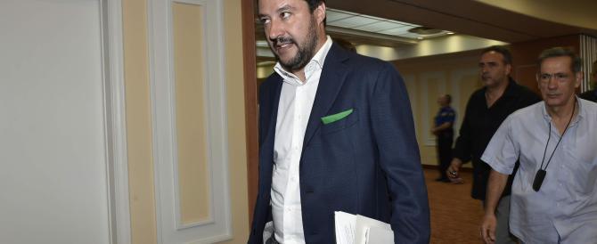 Salvini: «Se vincerà il sì è solo perché i greci sono sotto ricatto della Ue»