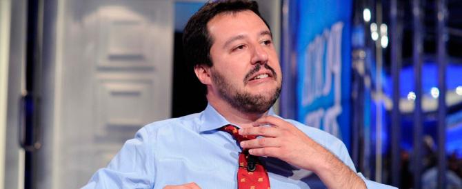 Salvini non ha dubbi: «Meglio Putin dell'Ue. E l'euro è stato un errore»