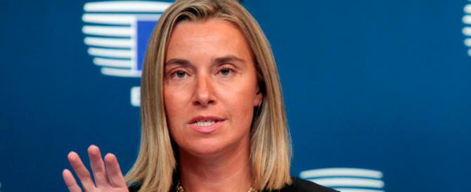 Delusione per la Mogherini: niente Nobel la Pace. Ma che aveva fatto per vincerlo?