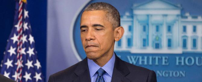 Strage di Charleston, Obama accusa: «Negli Usa armi troppo facili»