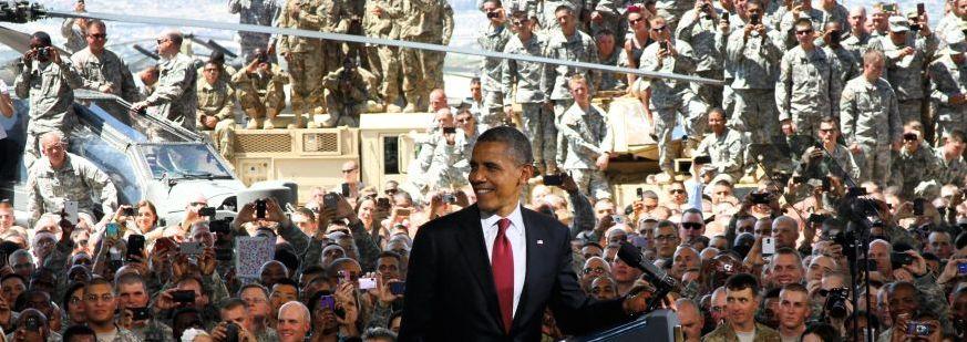 Obama parla ai soldati Usa