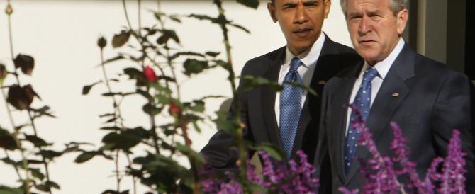 Un sondaggio affossa Obama: gli americani rimpiangono Bush