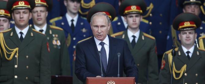 Putin fa sul serio: oltre 40 nuovi missili nell'arsenale russo
