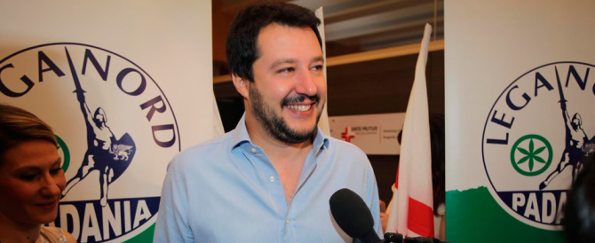 Salvini, martedì incontro col Cav: «Basta con le vecchie etichette»
