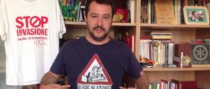 Salvini: «L'alternativa a Renzi sono io. Berlusconi sa leggere i numeri»
