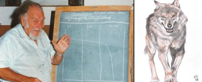 Addio a Rutilio Sermonti: fu un maestro spirituale per molti giovani