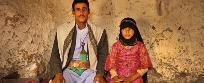 Spose bambine: in Italia duemila schiave islamiche costrette alla nozze