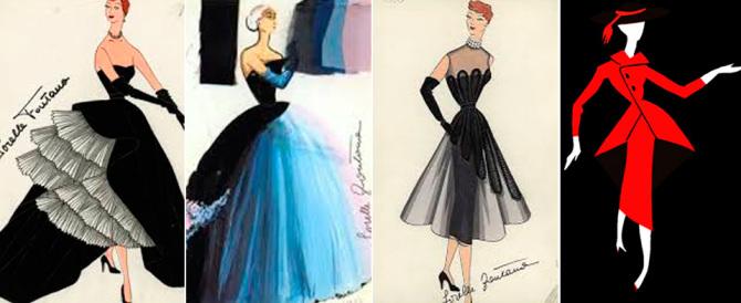 Addio a Micol, l'ultima delle sorelle Fontana: crearono l'alta moda italiana