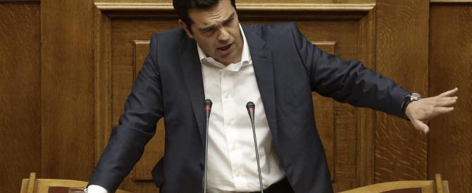 Prima Tsipras affossa le Borse, poi apre a un accordo con il Fmi