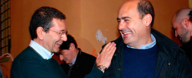 Ecco perché il Pd difende Marino e Zingaretti: una nuova ragion di Stato