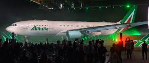 Alitalia, un altro aereo costretto a un nuovo atterraggio di emergenza