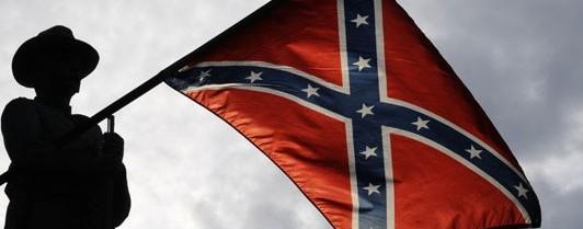 Crociata contro la bandiera sudista: non rappresentò mai lo schiavismo
