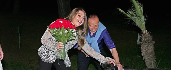 """Confermato lo sconto a Berlusconi: """"solo"""" un milione e mezzo al mese per Veronica"""