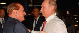 Berlusconi e Putin, intesa sempre più forte. A Renzi il ruolo di comparsa