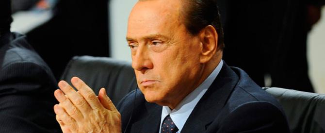 Berlusconi dà la carica ai suoi: «Le roccaforti rosse non reggono più»