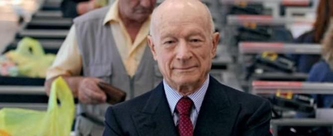 Addio Caprotti, il patron della Esselunga e nemico no. 1 delle coop rosse