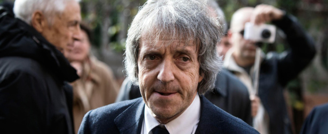 """Carlo Vanzina: faremo un film su Mafia Capitale dal titolo """"Il mondo di mezzo"""""""