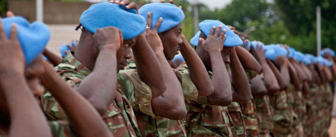 "Caschi blu e prostituzione, l'Onu promette ""tolleranza zero"" ma è l'ennesimo scandalo"
