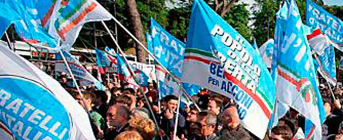 Solo un fronte unito del centrodestra ha le carte per battere Renzi