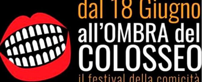 All'Ombra del Colosseo: comicità e musica per ridare ossigeno a Roma