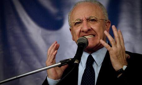 Caso De Luca, il centrodestra pronto a denunciare Renzi sulla legge Severino