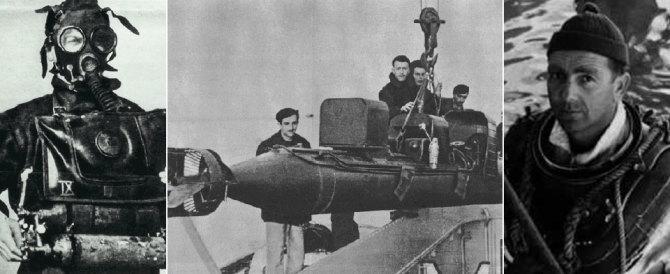 Eugenio Wolk e i sommozzatori: un'altra invenzione del fascismo