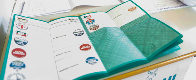 M5S ha ormai raggiunto il PD, ma al ballottaggio sarà destra contro Renzi