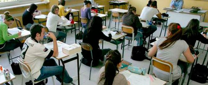 Settimana d'esami per un milione di studenti. Oggi prima prova per le terze medie