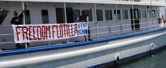 """Colpito e affondato: Israele fa naufragare il blitz della """"Flotilla"""""""