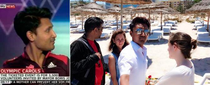 """Clamorosa gaffe di un politico laburista: """"selfie"""" sulla spiaggia della strage"""
