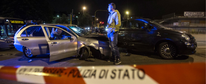 "Incidente a Roma, la 17enne rom faceva l'attrice. Nel film ""La fuga"""