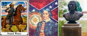 150 anni fa si arrese l'ultimo generale sudista: era un indiano Cherokee