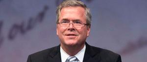 L'annuncio di Jeb Bush: «Sono pronto a guidare l'America»