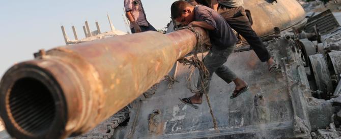Siria, la martoriata Kobane strappata all'Isis dai curdi e dai raid alleati