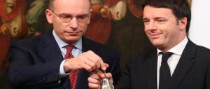 Letta colpisce ancora: «Renzi? Basta con le abbuffate di potere…»