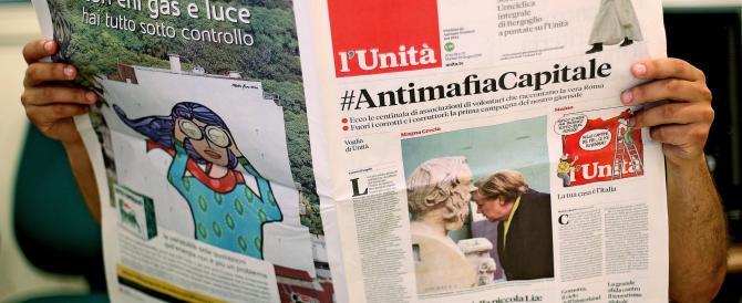 Torna l'Unità e si sceglie come leader non Renzi ma papa Bergoglio