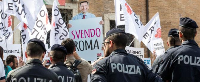 """Alfano su Mafia Capitale: """"Marino ha sottovalutato, ma no allo scioglimento"""""""