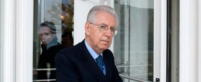 Mario Monti ha perso tutto e tutti. Gli resta la poltrona di senatore a vita